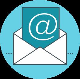 이메일편지지 편지봉투