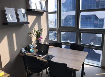 수원-수지 사무소 사무실
